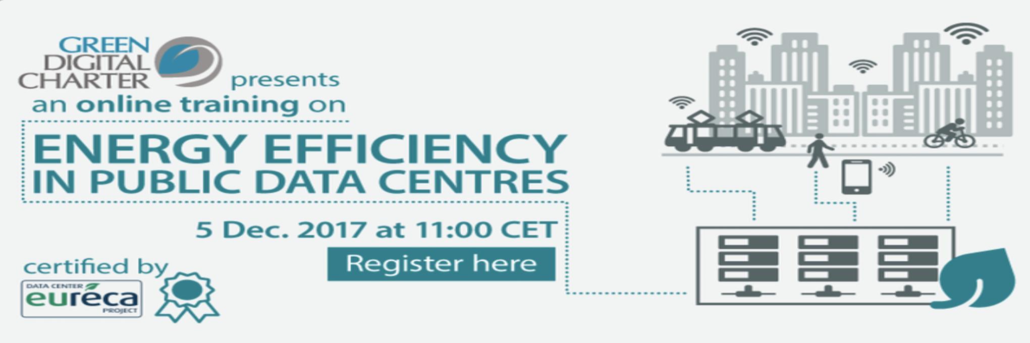 Technology Management Image: Green Digital Charter (GDC) Online Training On 'Energy